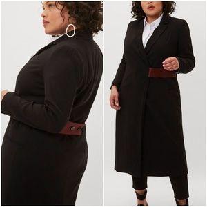Universal Standard Indra Blazer Coat XL 26/28 NWT